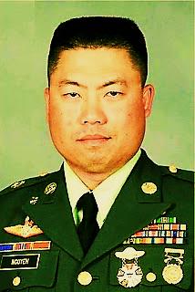 Thượng sĩ Lực lượng đặc biệt Nguyễn Mạnh Tùng.