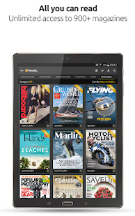 Readly – Read Unlimited Digital Magazines- screenshot thumbnail