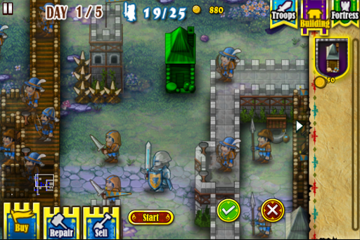 Fortress Under Siege HD 1.2.4 screenshots 4
