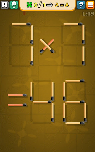 Matches Puzzle Game 1.22 screenshots 16