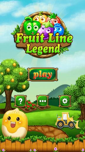 豪華水果連線