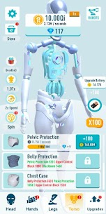 Idle Robots Mod Apk Download For Android and Iphone 5