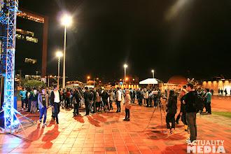 Photo: Practice Shoot Day filming Techo's La Colecta Event in Parque del Madre.