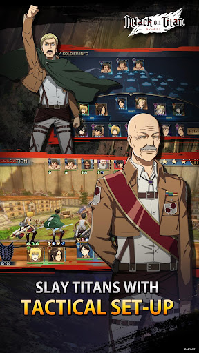 Attack on Titan: Assault screenshot 12
