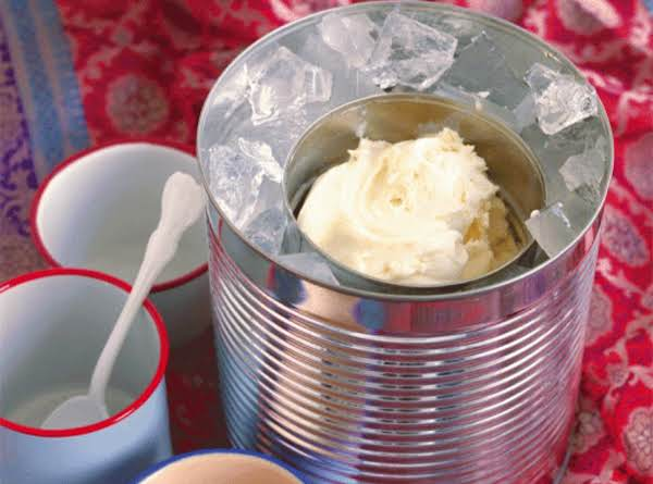 Homemade ice cream in a coffee can recipe just a pinch recipes ccuart Images