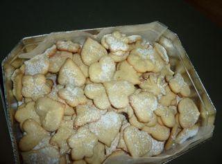 Marion's Spritz Cookies Recipe