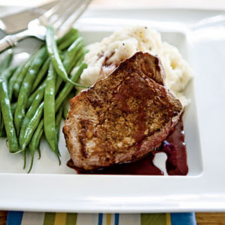 Red Wine Reduction Sauce (Marchand du Vin).