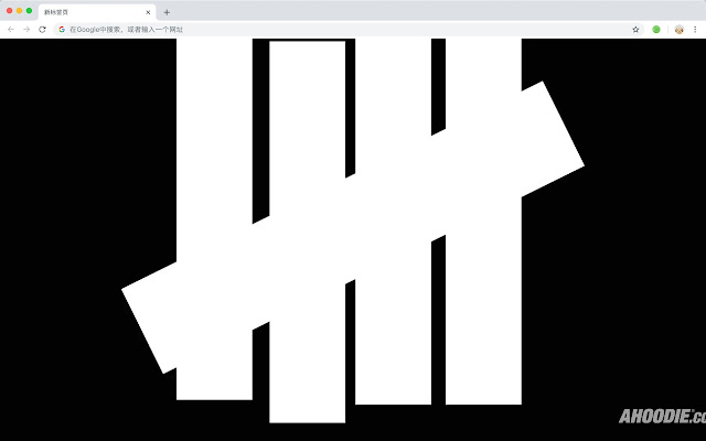 Undefeated HD New Tabs Popular Brands Themes