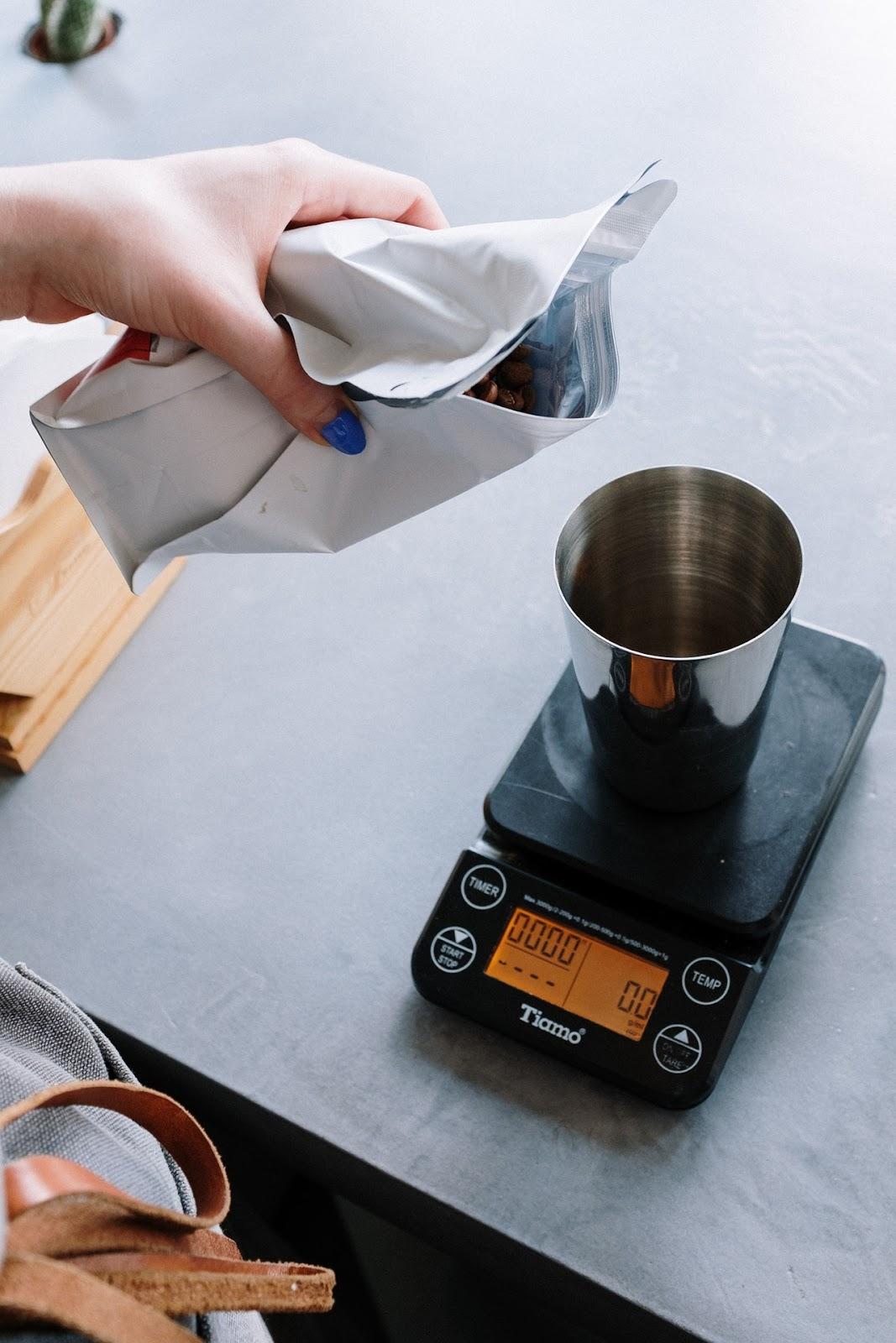 Упаковка для хранения кофе