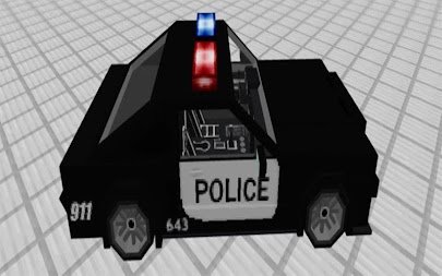 Police Car Addon MCPE APK screenshot thumbnail 4
