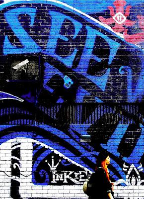 Graffiti di Andrea F