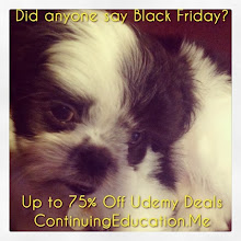 Photo: Did anyone say Black Friday? Up to 75% off Udemy Deals #intercer #dog #dogs #puppy #pet #pets #animal #education #udemy #school #college #student #beautiful #pretty #sweet #learn #teach #teach2013 #team #petsofinstagram #book #affiliate #deal #blackfriday #cybermonday #black #white - via Instagram, http://instagram.com/p/hESBfQpfkl/