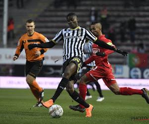 Officiel !  Chris Bedia quitte le Sporting Charleroi