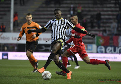 Officiel !  Chris Bedia quitte le Sporting Charleroi