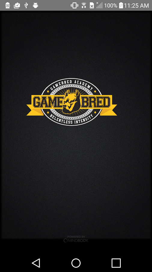 Gamebred Academy- screenshot