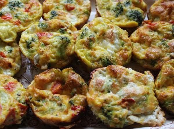 Veggie Frittata Cups Recipe
