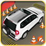 Prado Car Parking Simulator Adventure 2017 Games Icon