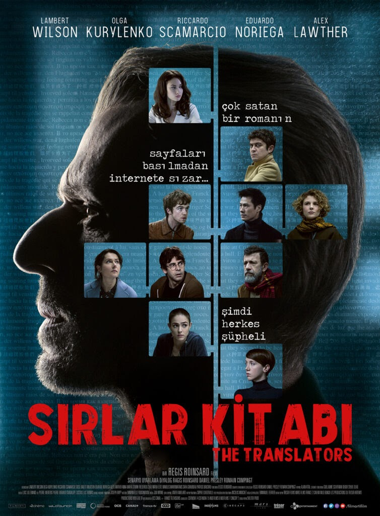 Sırlar Kitabı - The Translators (2020)