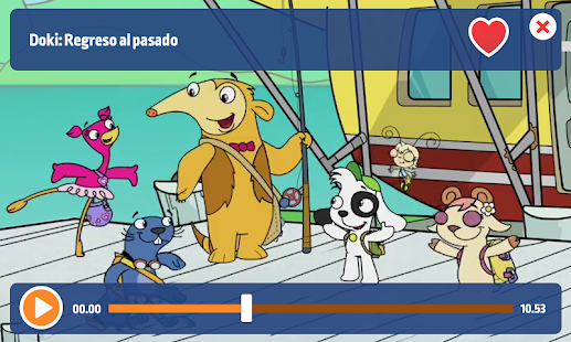 Discovery K!ds Play! Español- screenshot thumbnail