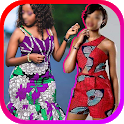 African Dress Models icon