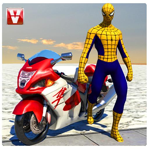 Super Spider Pizza delivery