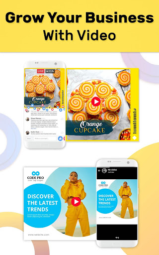 Video Story Maker, Post Maker, Social Video Maker 28.0 screenshots 19