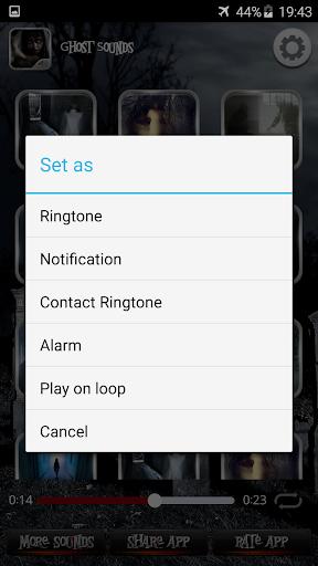 無料音乐Appのゴーストサウンド|HotApp4Game
