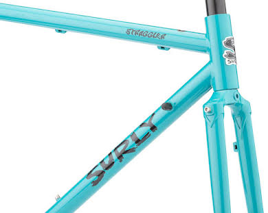 Surly Straggler Frameset - 700c, Chlorine Dream alternate image 3
