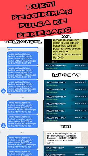 Roda Hadiah - Pulsa Gratis 1.48 screenshots 2