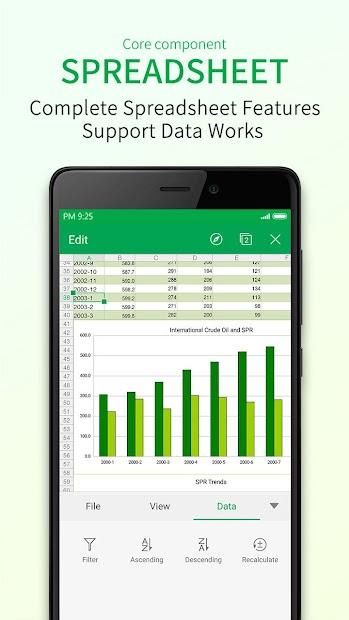 WPS Office (BETA) screenshot 2