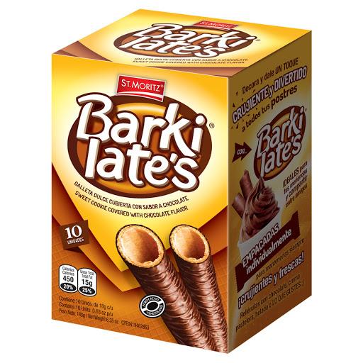 chocolate st moritz barki lates 18gr 10und