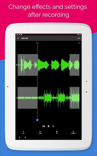 Voloco: Auto Voice Tune + Harmony 6.0.2 Screenshots 9