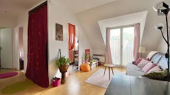Appartement 2 pièces 30,56 m2