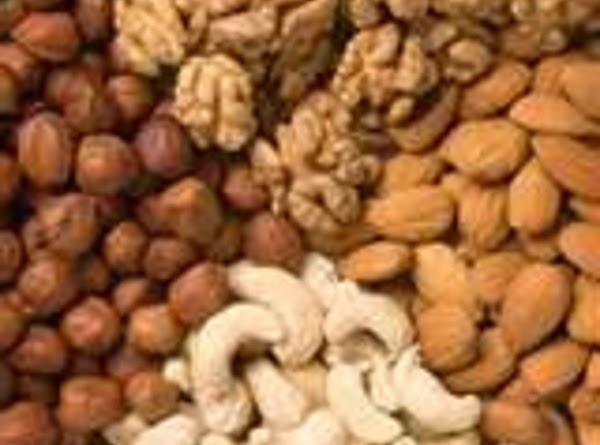 Sugar And  Spice Nuts Recipe