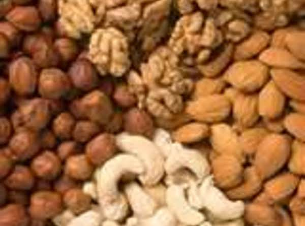 Sugar And  Spice Nuts Recipe