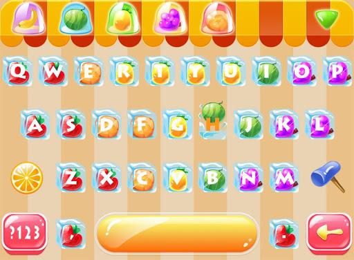 FruitSaga FancyKey Keyboard