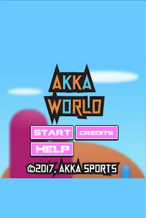 Akka world - náhled