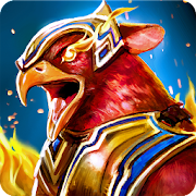 Rival Kingdoms: The Lost City MOD APK 1.93.1.114 (Start battle with mana amount increased)