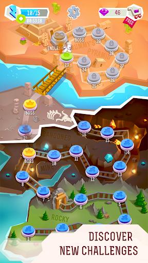 Chaseu0441raft - EPIC Running Game apkpoly screenshots 4