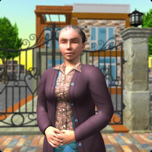 Baixar Virtual Granny Life Simulator: Happy Family Game para Android