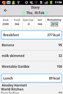 My Meal Mate- miniatura screenshot