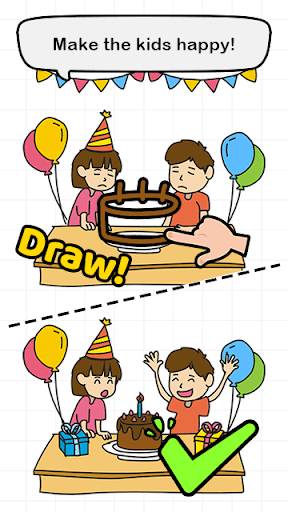 Brain Draw - Are you smart enough? apkdebit screenshots 2