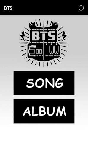 BTS Lyrics Offline 3.1.1 screenshots 2