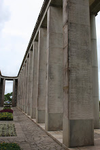 Photo: Year 2 Day 59 - Every Pillar Had Hundreds of Named Dead Soldiers