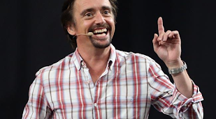 Richard Hammond having 'real crisis' about turning 50