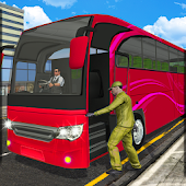 Employees Transport: Bus Simulator 3D