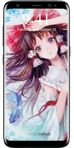 Updated Kawaii Anime Lock Screen Anime Wallpapers Pc Android App Mod Download 2021