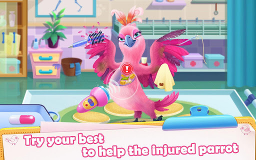 Furry Pet Hospital 1.0 screenshots 15