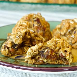 Oatmeal Date Cookies.
