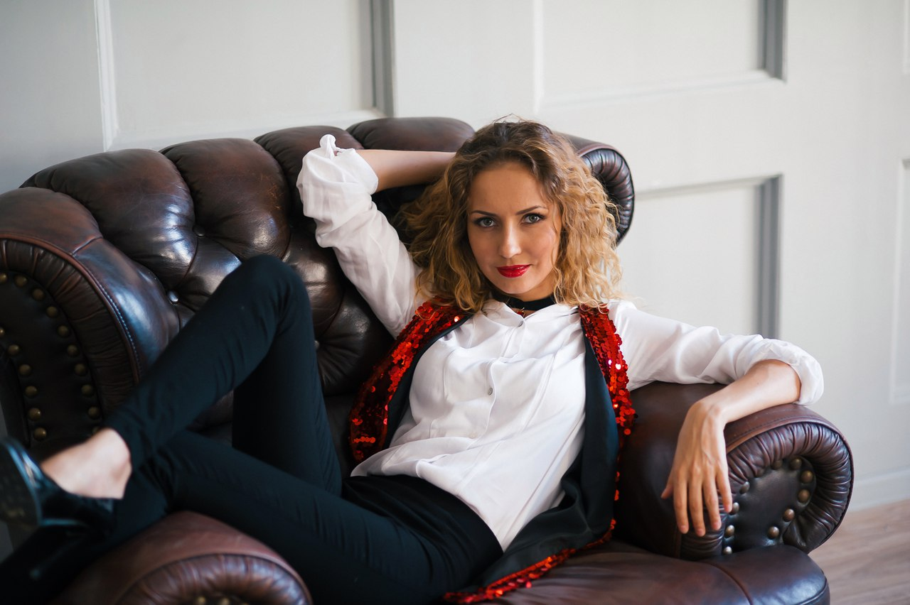 Анна Хлынова в Самаре